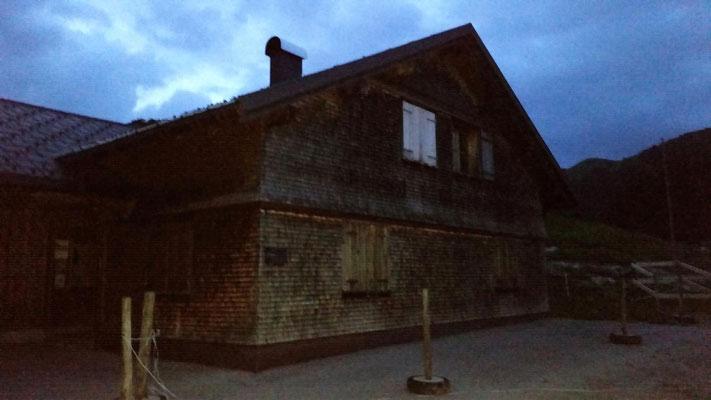 Maisäß - Hütte