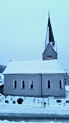 Kirche von Gurtis