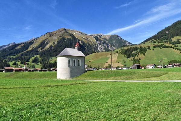 Kapelle bei Holzgau