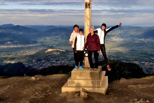 Gipfelfreuden
