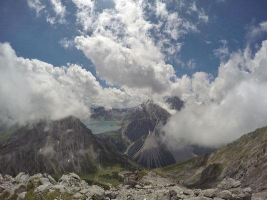 Schauspiel der Wolken