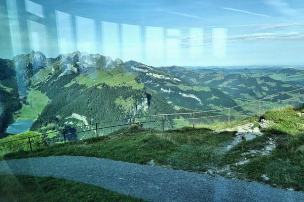 ...im Panorama-Resaurant