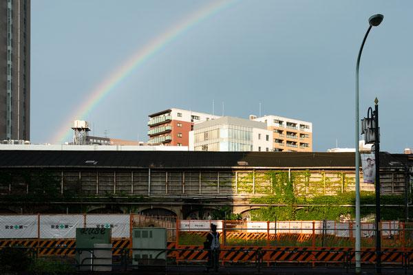 TOKYO(α9II / FE24-105 F4G)
