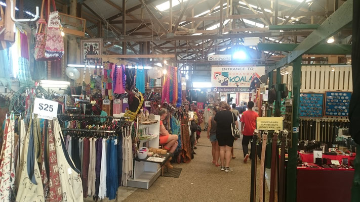 Kuranda - Heritage Markets