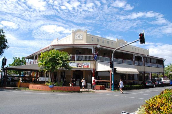 The Grand Hotel - 1926年創業の歴史あるホテル