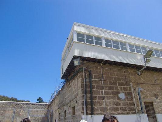 Fremantle Prison - 旧フリーマントル刑務所内