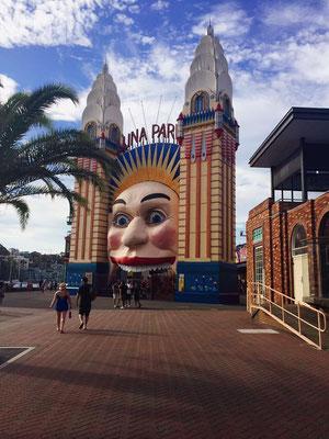 Sydney Luna Park -