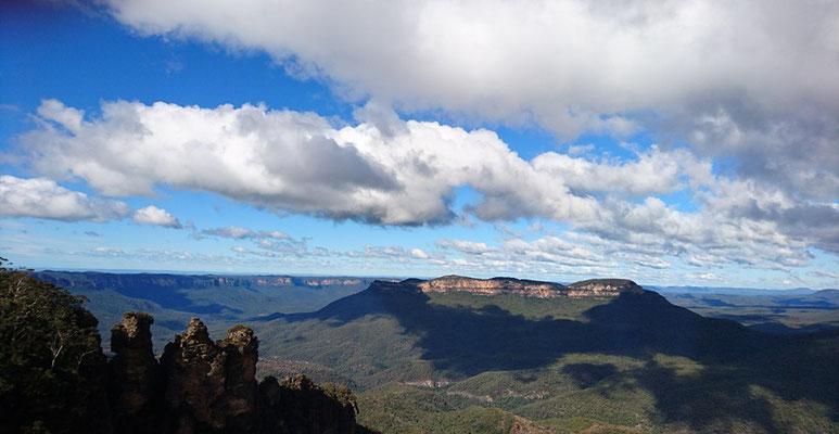 The Blue Mountains - 世界自然遺産ザ・ブルーマウンテンズ