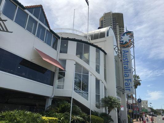 Gold Coast - Australia Fair Shopping Centre オーストラリア・フェアー ショッピングセンター