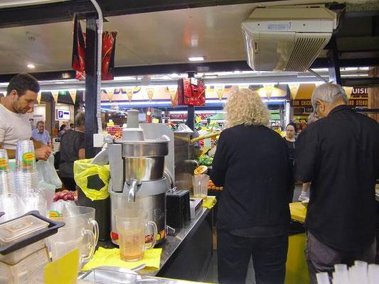Adelaide Central Market - シュガーケインドリンクのお店