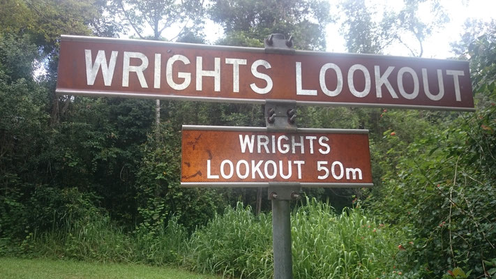 Kuranda - Wright Lookout