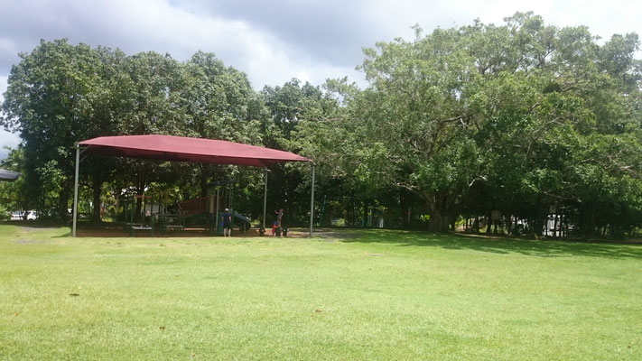 Kuranda - Kuranda Information Centre 公園もあります