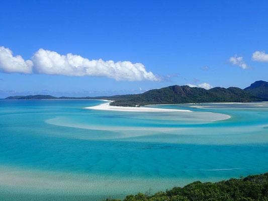 ウィットサンデー諸島 (Whitsunday Island) ②