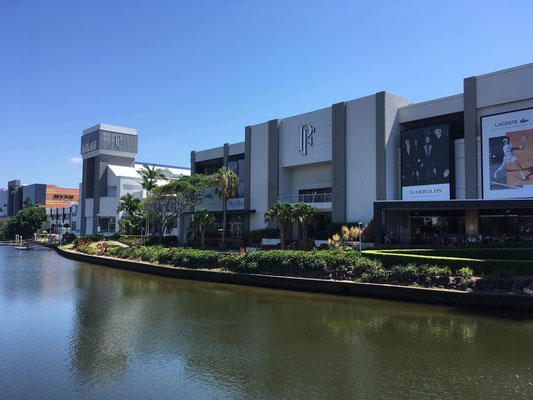 Gold Coast - Pacific Fair Shopping Centre パシフィック・フェアー ショッピングセンター