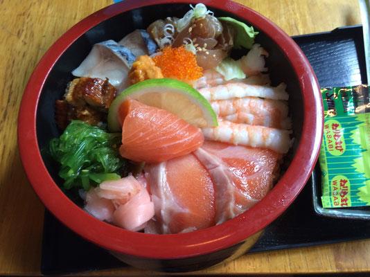 Kuranda - 和食もみじ 海鮮丼