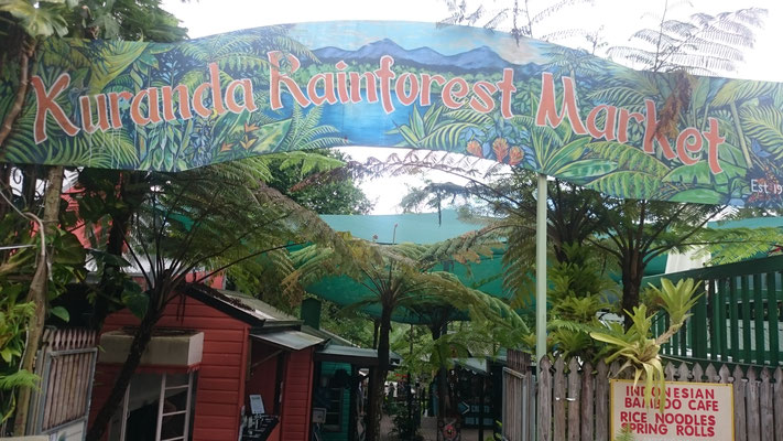 Kuranda - Kuranda Rainforest Market