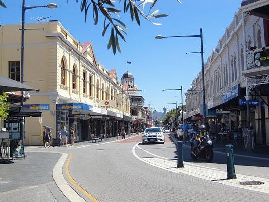 Fremantle City - フリーマントルは「世界で最も19世紀の面影がある港町」と言われています