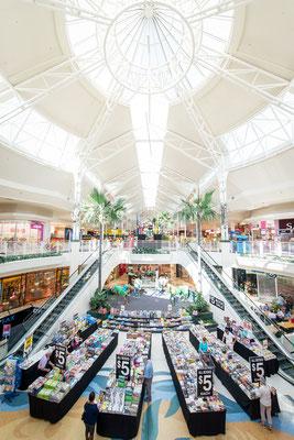 Cairns Central Shopping Centre - ケアンズセントラルショッピングセンター中央エントランス