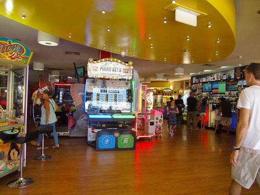 Fremantle City - フリーマントルにあったゲームセンター