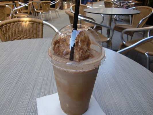 London Court - オーストラリアのアイスコーヒー
