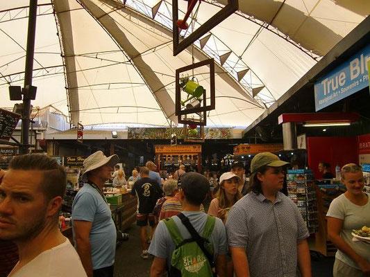Fremantle Markets - フードコートにはラーメン屋さんもありました。