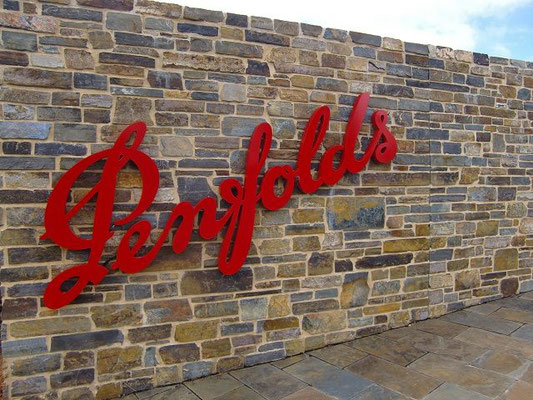 Penfolds Winery - Adelaideを代表するワイナリーPenfolds