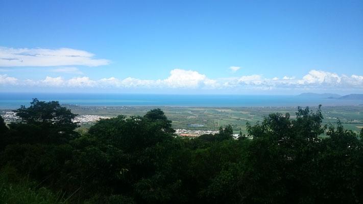 Kuranda - キュランダに行く途中にある見晴台