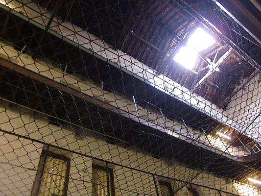Fremantle Prison - この建物は1850年代に造られた建物