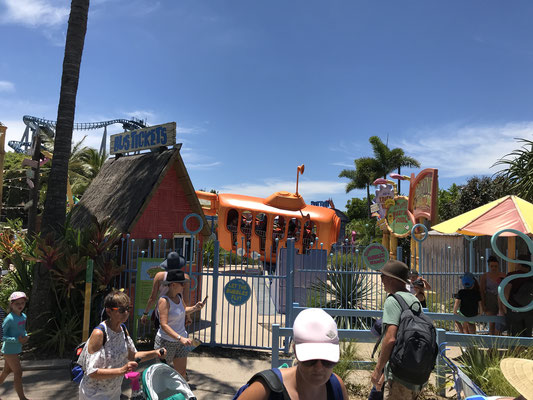 Gold Coast - Sea World Kid's Fun Zone