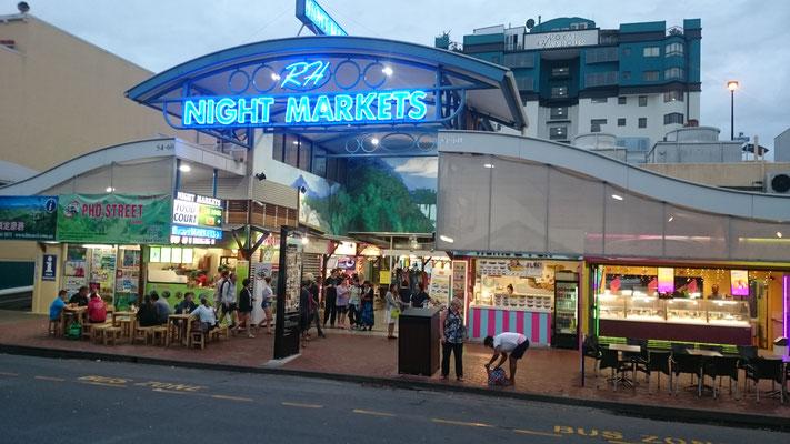 Night Market - 観光客のみなさんで毎晩賑わっています