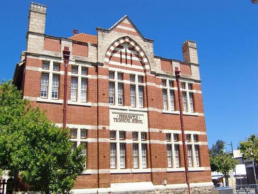 Fremantle Technical School - フリーマントル・テクニカル・スクール