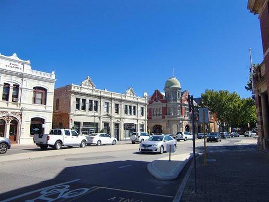Fremantle City - 映画にでも出てきそうなフリーマントルの街並み
