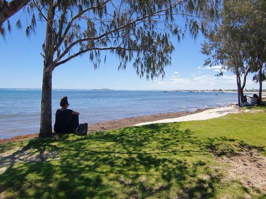 Perth Indian Ocean - インド洋はとても綺麗です。