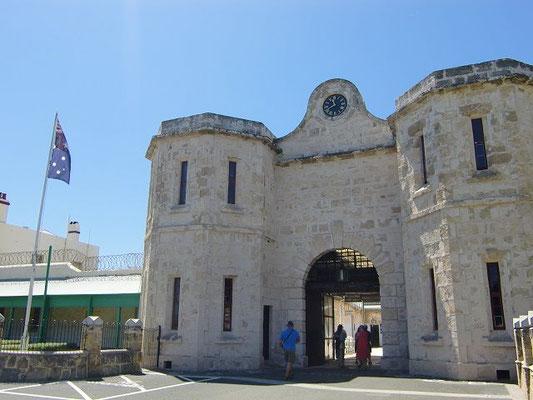 Fremantle Prison - 世界遺産【旧フリーマントル刑務所】1991年まで実際に使用されてたそうです。