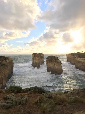 Great Ocean Road - グレートオーシャンロード奇岩群