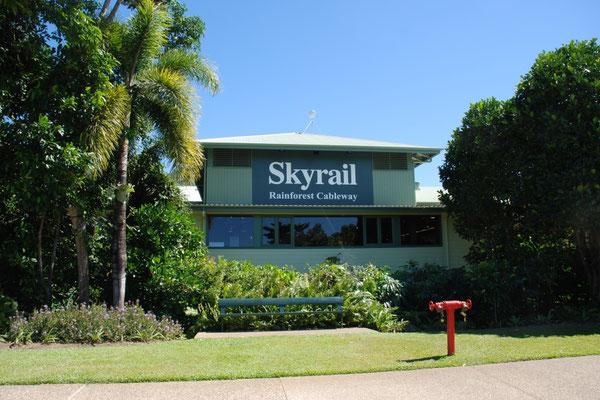 Skyrail - スミスフィールド・ターミナル