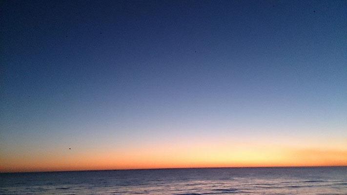 Trigg Beach - 夕日