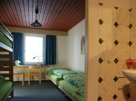 4-er-Schlafzimmer