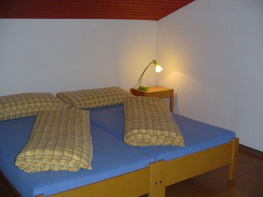 2-er-Schlafzimmer