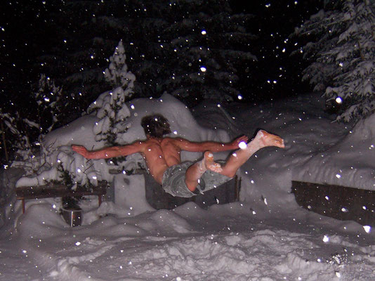 Daniels Snow Jump