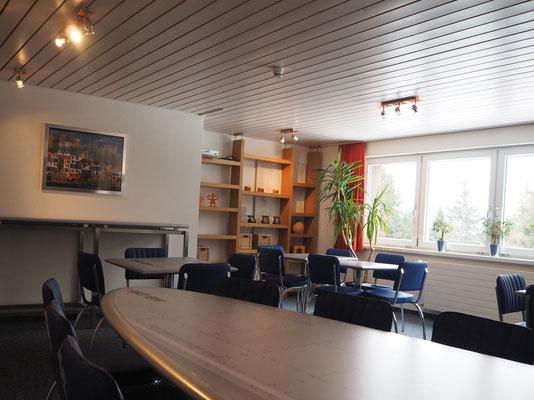 Sitzungszimmer für 20 Personen