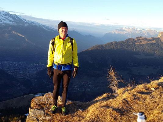Top of Churerjoch