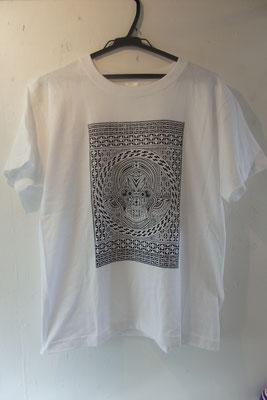 HOWLING GHOST Tシャツ/WEB SHOPにて販売中