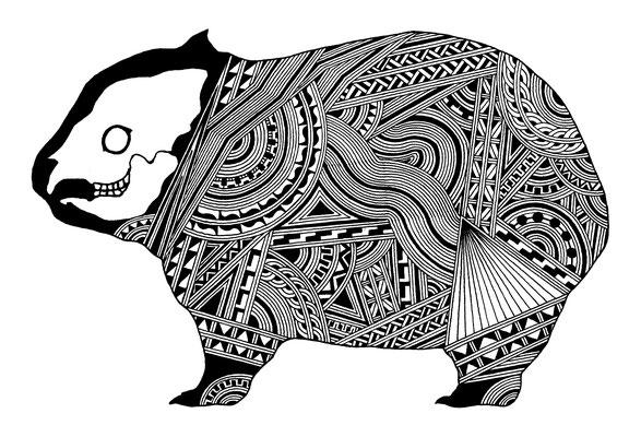 ウオンバット/wombat