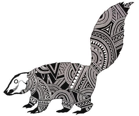 スカンク/skunk