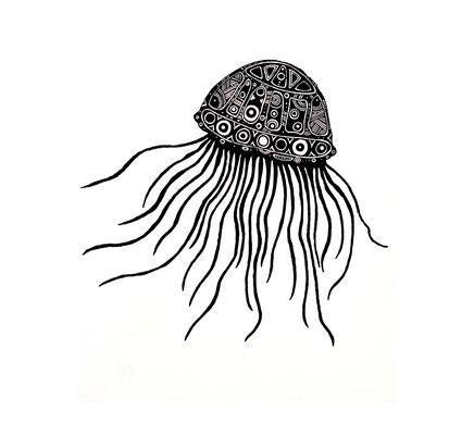 クラゲ/jellyfish