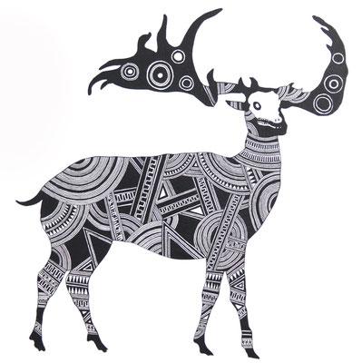 ヘラジカ/moose