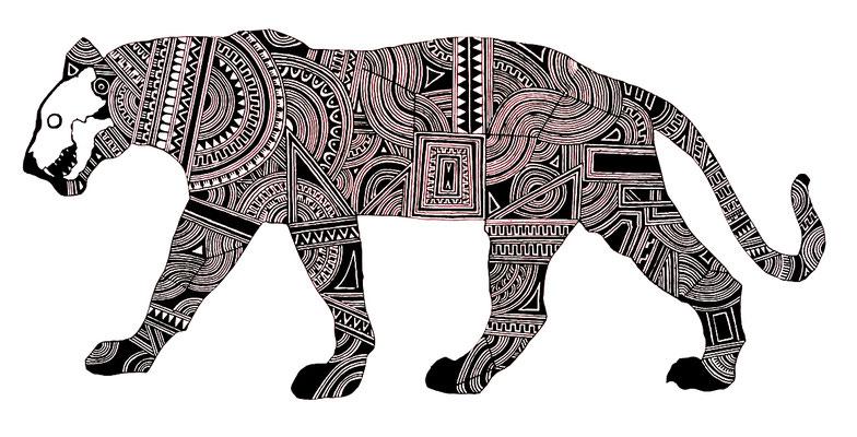 豹/panther