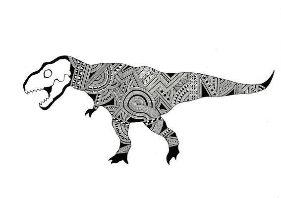 ティラノザウルス/tyrannosaurus