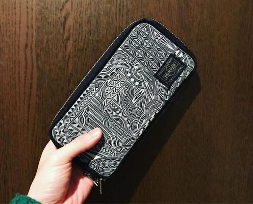 手描き財布/JPY20,000/オーダー可